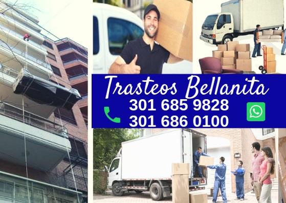 telefonos de empresas de trasteos en copacabana