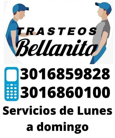 Trasteos Bellanita Medellin Bello